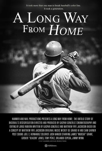 "Documentary Poster: ""A Long Way from Home"""