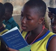 Elizabeth Alexander poem in Ghana, Yale