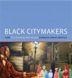Black Citymakers book cover