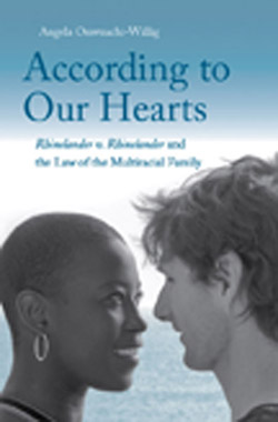 Photo of book cover, Accordng to Our Hearts