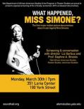What Happened, Miss Simone poster