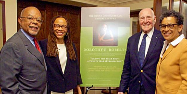 2017 Henry L. Gates Jr. Annual Lecture - Dorothy E. Roberts